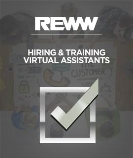 Hiring and Training VAs Badge